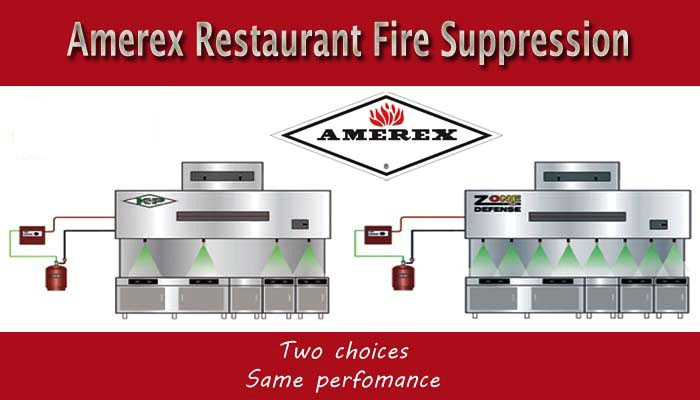 Amarex Fire Restaurant Systems