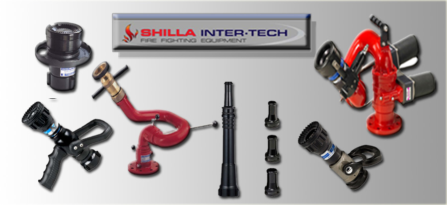 Shilla Fire Equipments